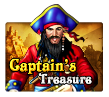 สล็อต Captain's Treasure